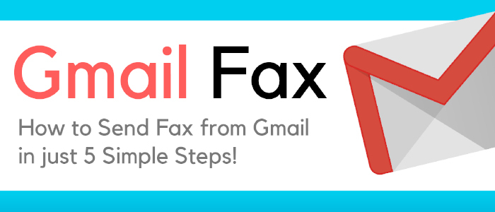 how to fax through a Gmail email address